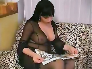 Brunette Big Tits And Dick