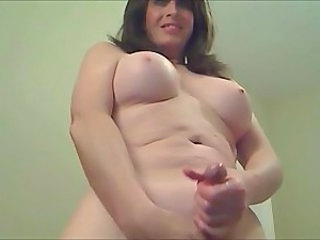Shemale Rosa Webcam Cumshot..I Cum So Many Time On This