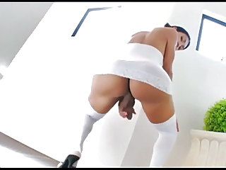 Amazing Shemale with a Perfect Cock!!