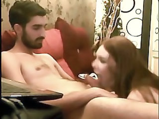Turkish Shemale Burcu sucking and fucking - Part 1