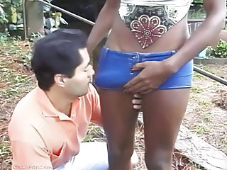 hot black porn shemale bareback