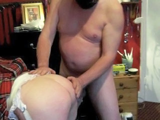 tranny nancy gets her ass tra...