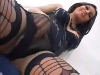 Tranny Stocking Sex
