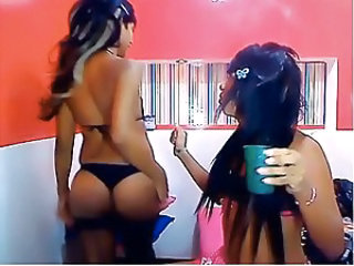 Hot TS Cam Mix 3