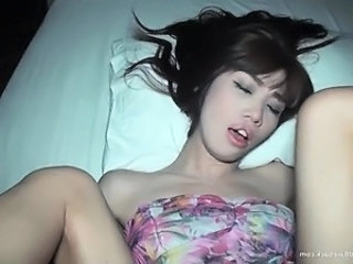 Ladyboy Alice Girlfriend Dress Creampie