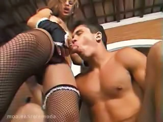 Cum Sucking Shemales #1 Scene 2