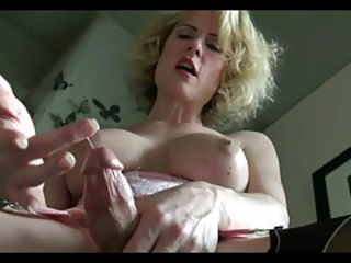 She-male real orgasm 22