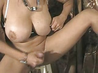 Huge tits and huge cock