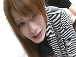 Beautiful huge cock tranny from JAPAN!!