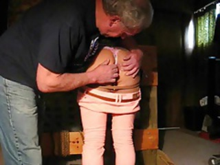 Jess Spanked and Plugged