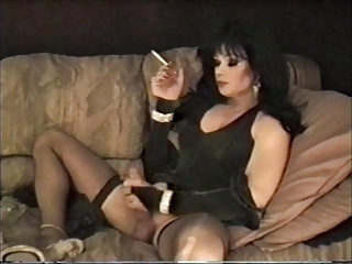 Lisa Dupree - Smoking added to Stroking II