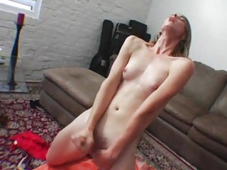 mandy mitchell TS Teasing Her Dick - aShemaletube.com