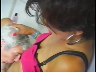 She Male Face Cream - Scene 1