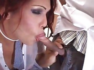 TRANSSEXUAL SCHOOLGIRLS 1 - Scene 4