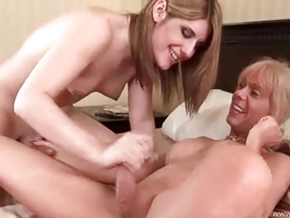 2 Blondes And 2 Dicks = Fun