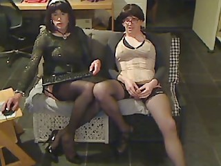 Dutch Tgirls have a bit of fun