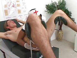 TEENAGE TRANSSEXUAL NURSES 6 - Scene 2
