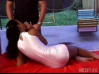 Cute Latina is a horny Latin shemale