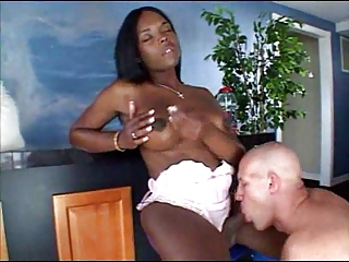 Ebony Shemale