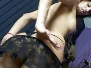 gorgeous ladyboy, jerk off, sexy shemale, she has cock, stroking cock