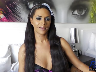 Kendra Jones BTS Interview