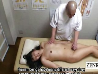 Subtitles Japan newhalf massage handjob