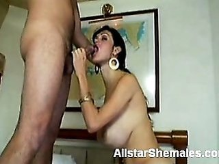 beautiful tranny, blowjob shemales, oral sex, pretty one, sexy shemale